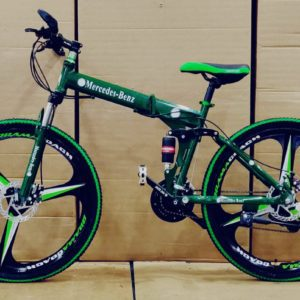 FOLDABLE 21 GEARS BICYCLE AM-S-381