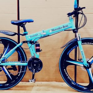 FOLDABLE 21 GEARS BICYCLE AM-S-380