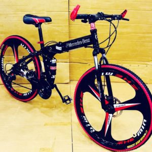 FOLDABLE 21 GEARS BICYCLE AM-S-378
