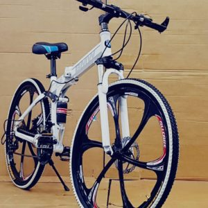 FOLDABLE 21 GEARS BICYCLE AM-S-376