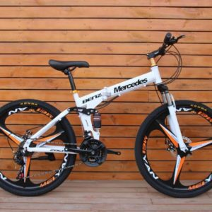FOLDABLE 21 GEARS BICYCLE AM-S-375