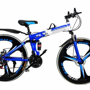 FOLDABLE 21 GEARS BICYCLE AM-S-373