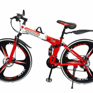 FOLDABLE 21 GEARS BICYCLE AM-S-372