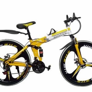 FOLDABLE 21 GEARS BICYCLE AM-S-371