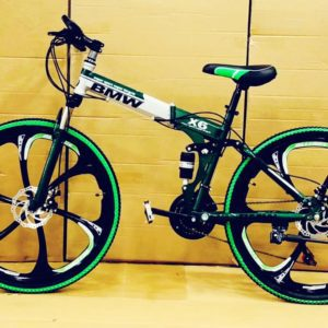 FOLDABLE 21 GEARS BICYCLE AM-S-367