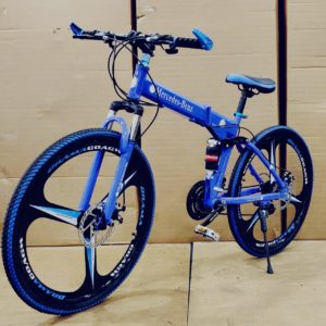 FOLDABLE 21 GEARS BICYCLE AM-S-383