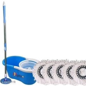 Cleaners Magic Dry Bucket Mop AM-S-84
