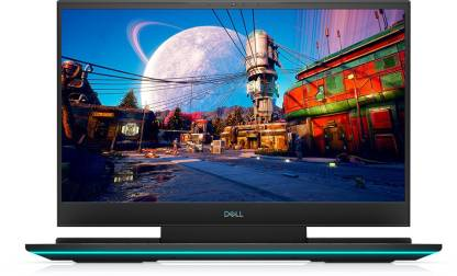 Dell G7 Core I9 10Th Gen - (16 Gb/1 Tb Ssd/Windows 10 Home/8 Gb Graphics/Nvidia Geforce Rtx 2070/300 Hz) Ins 7500 / G7 7500 Gaming Laptop (1