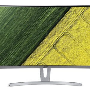 test2Acer 27-Inch Full Hd Curved Led Monitor - Ed273 (White)