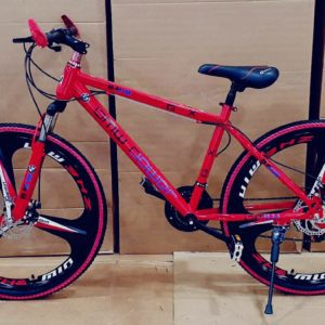 BMW Foldable Red 21 Gear Cycle