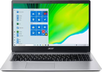Acer Aspire 3 A315-23-R79R 15.6-Inch Pure Silver Laptop