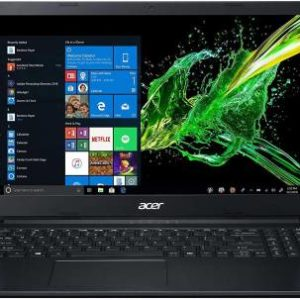 Acer Aspire 3 A315-22 468M 15.6-Inch Charcoal Black Laptop