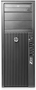 HP Z210 Workstation SFF (Core I3 2ND Gen/4GB/320GB/2GB Graphics/DOS)