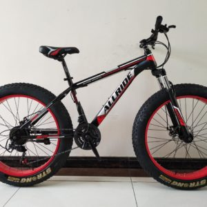 """All Ride 26"""" Fat Tyre Cycles(Diamond Model)"""