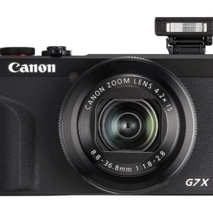Canon PowerShot SX740 Digital Camera w/40x Optical Zoom and 3 Inch Tilt LCD - 4K Video, Wi-Fi, NFC, Bluetooth Enabled