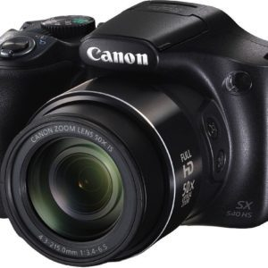 Canon PowerShot SX620HS 20.2MP Digital Camera with 25x Optical Zoom + 16GB Memory Card