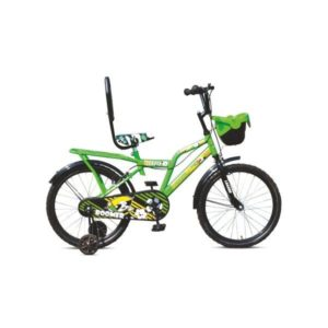 LEADER BOOMER 20T Cycle 20 T Road Cycle (Single Speed,Green and Black)