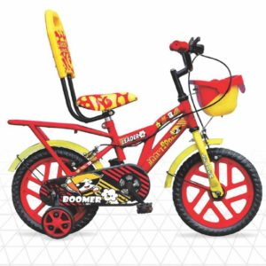 LEADER Boomer 14T 14 T Road Cycle Red Yellow
