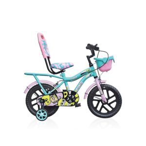 LEADER Buddy Kids Cycle 14T with Training Wheels